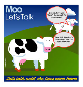 Moo Let's Talk