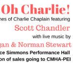 Oh Charlie! Web Banner