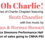 Oh Charlie! Web Banner