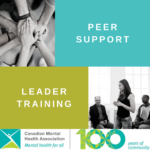 Peer Support Leader Training