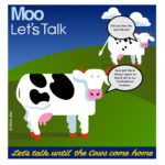 Moo Let's Talk Announcement Insta