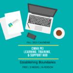 Seasonal Learning Hub- Establishing Boundaries (2)